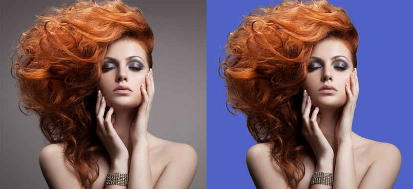 Model Retouching in Photoshop
